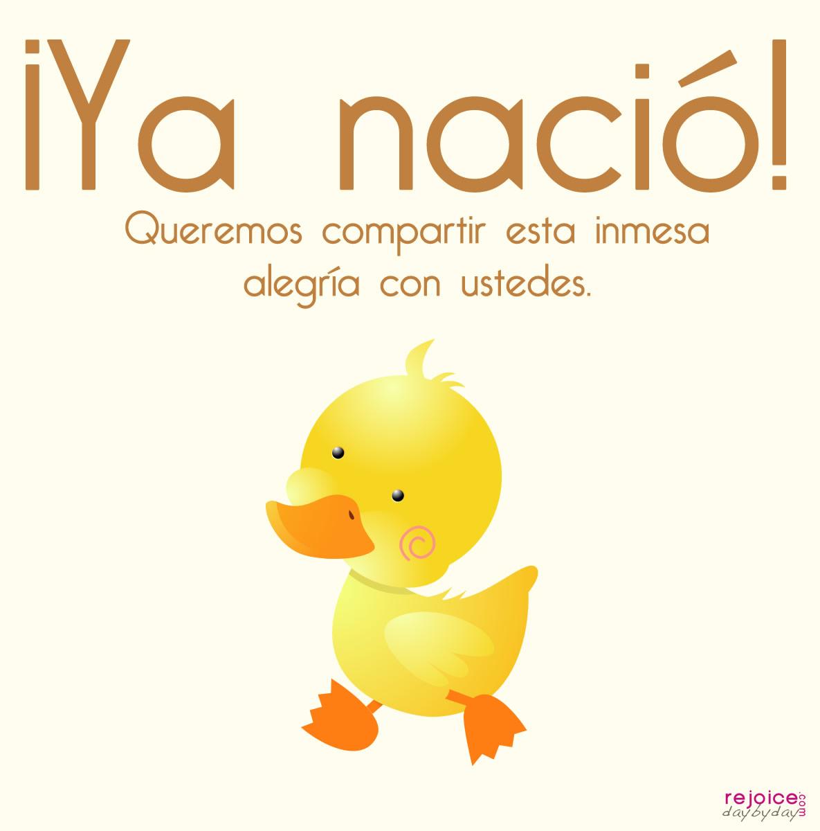 Ya Nacio Rejoice Daybyday